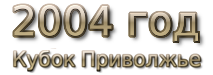 2004 год Кубок МФС Приволжье
